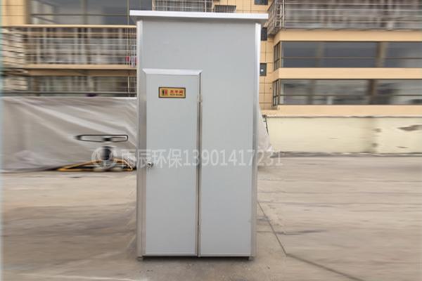 WCM-JY10102 彩钢板打包公厕