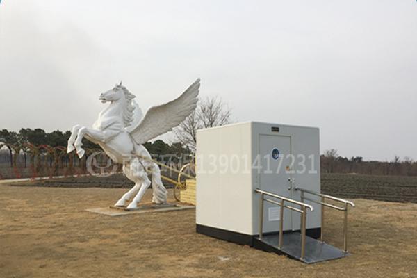 WCM-JH20203-QJ 净化板残疾人公厕